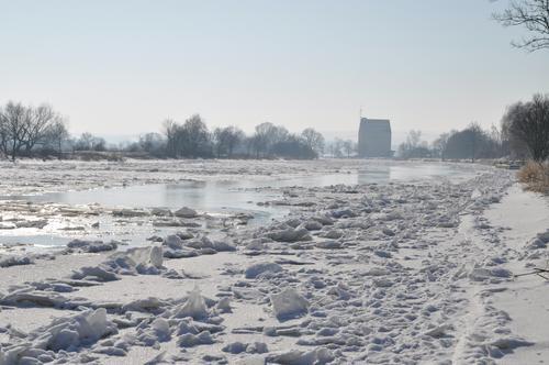 Die Saale / 12.02.12