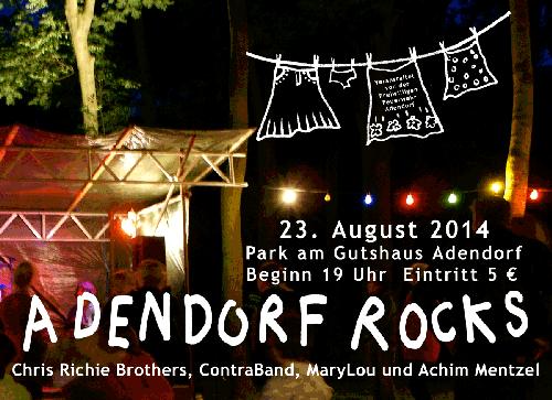ADENDORF ROCKS