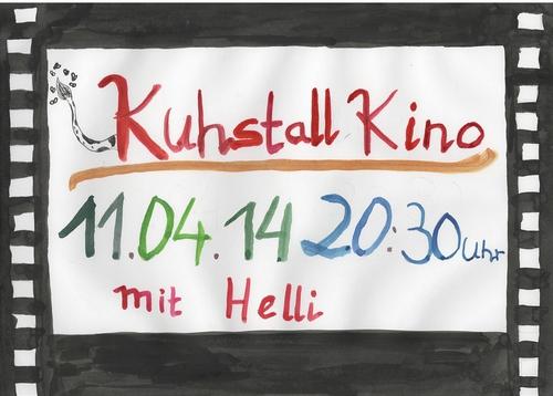 Kino im Kuhstall