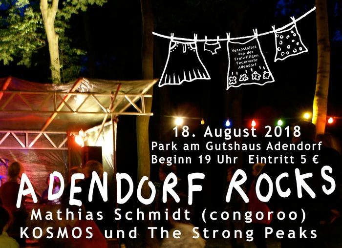 Adendorf rocks 18.August 2018