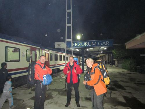 Erzurum Bahnhof